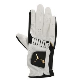 Thumbnail 1 of ゴルフ 3D パフォーマンス グローブ 右手用, White / Puma Black, medium-JPN