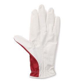 Thumbnail 2 of ゴルフ 3D リブート グローブ (左手用), White / High Risk Red, medium-JPN
