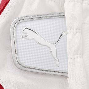 Thumbnail 3 of ゴルフ 3D リブート グローブ (左手用), White / High Risk Red, medium-JPN