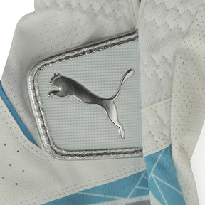 Thumbnail 3 of ゴルフ 3D サマー グローブ, White / Aquarius, medium-JPN