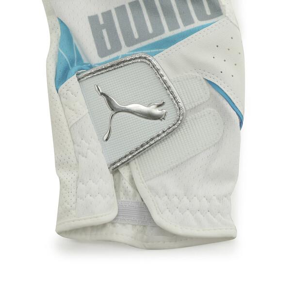 ゴルフ 3D サマー グローブ, White / Aquarius, large-JPN