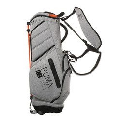 <プーマ公式通販> プーマ ゴルフ CA スタンドキャディバッグ メンズ light gray heather画像