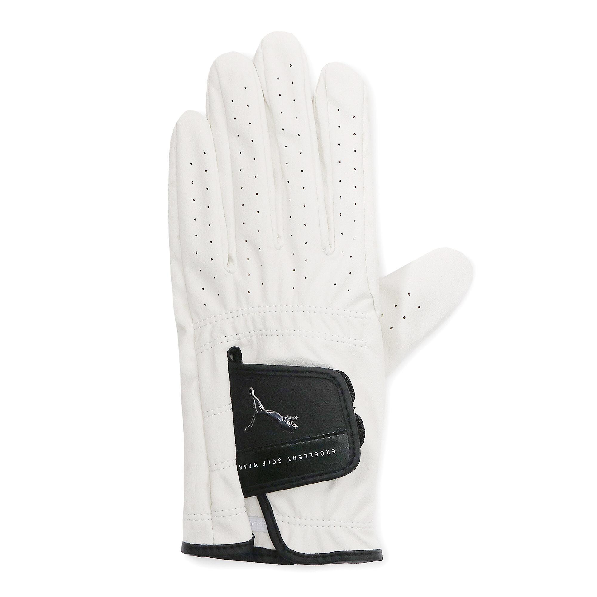 【プーマ公式通販】 プーマ ゴルフ EGW オールウェザー グローブ 左手用 メンズ BRIGHT WHITE-PUMA BLACK |PUMA.com