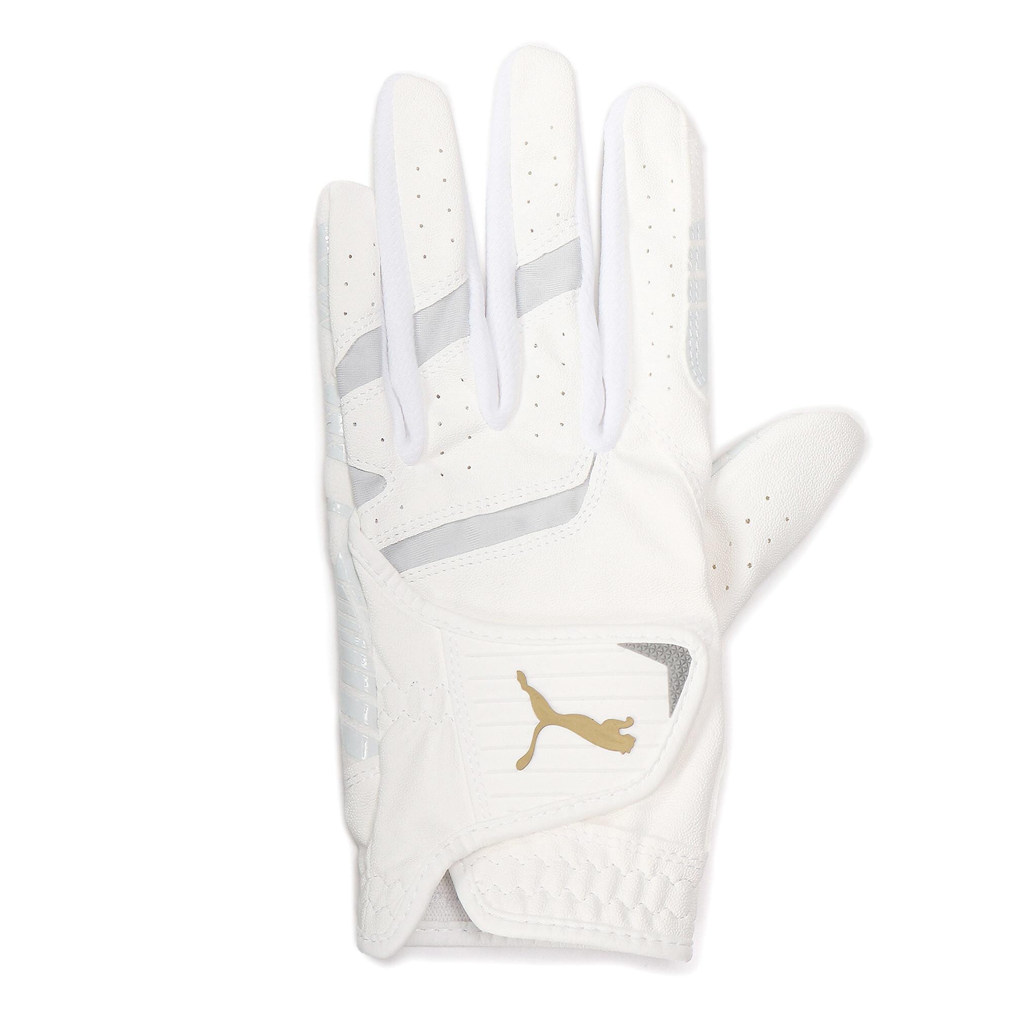 【プーマ公式通販】 プーマ ゴルフ パウンス グリップ グローブ 左手用 メンズ BRIGHT WHITE-HIGH RISE |PUMA.com