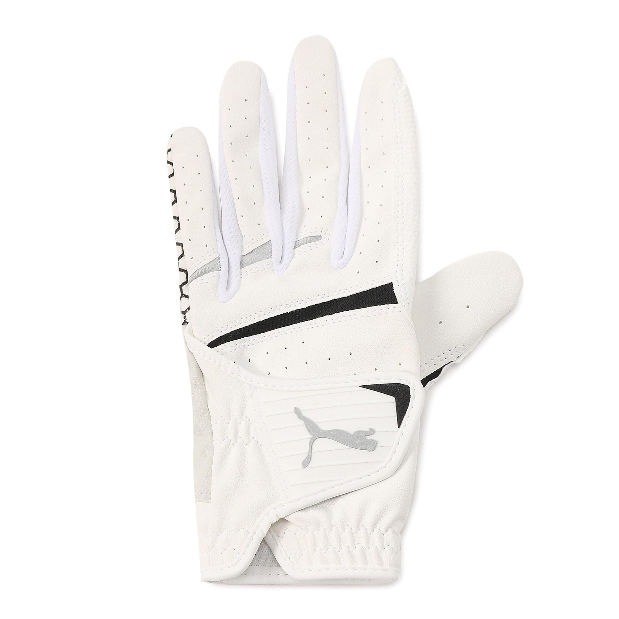 【プーマ公式通販】 プーマ ゴルフ HEXA グリップ グローブ 左手用 メンズ BRIGHT WHITE-PUMA BLACK |PUMA.com
