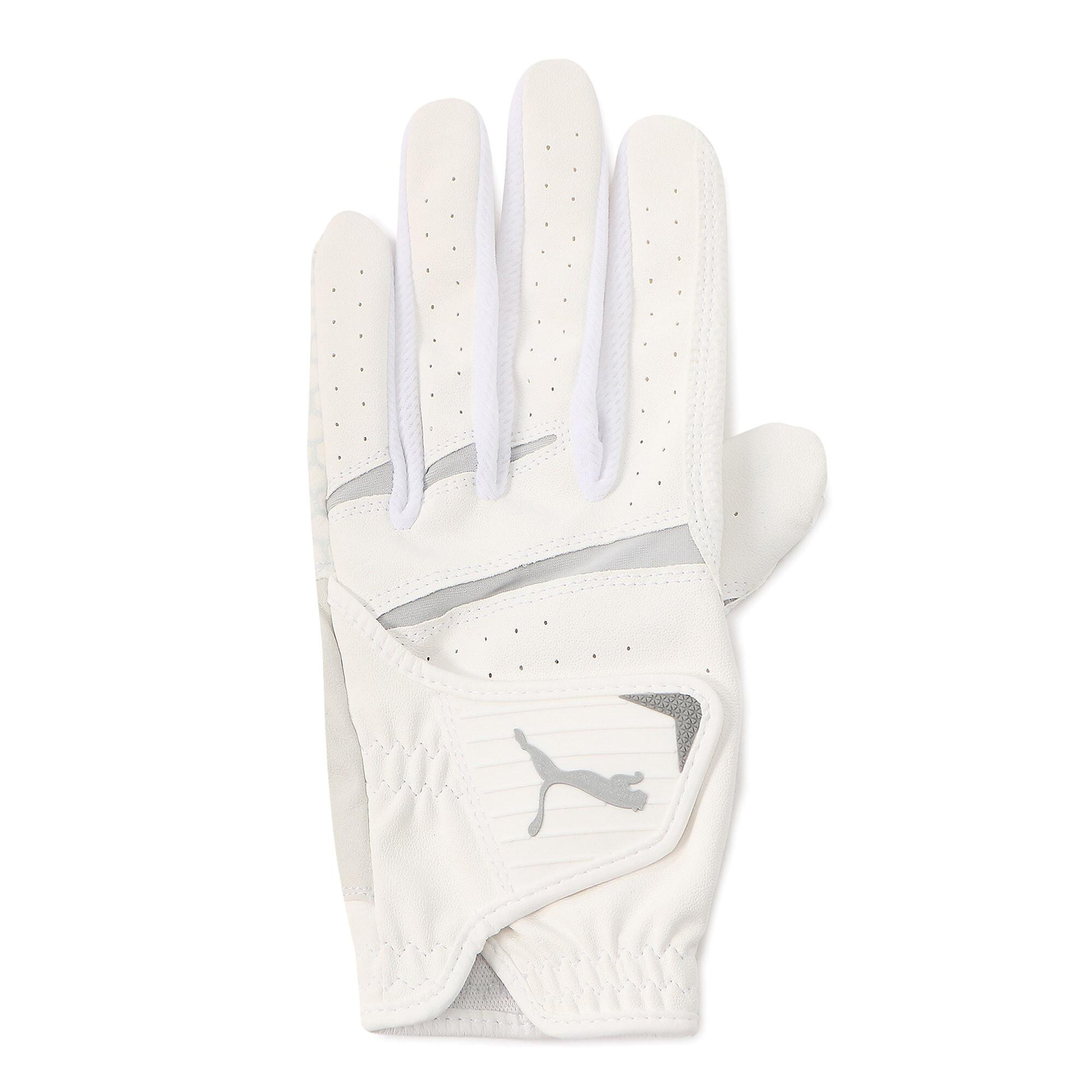 【プーマ公式通販】 プーマ ゴルフ HEXA グリップ グローブ 左手用 メンズ BRIGHT WHITE-HIGH RISE |PUMA.com