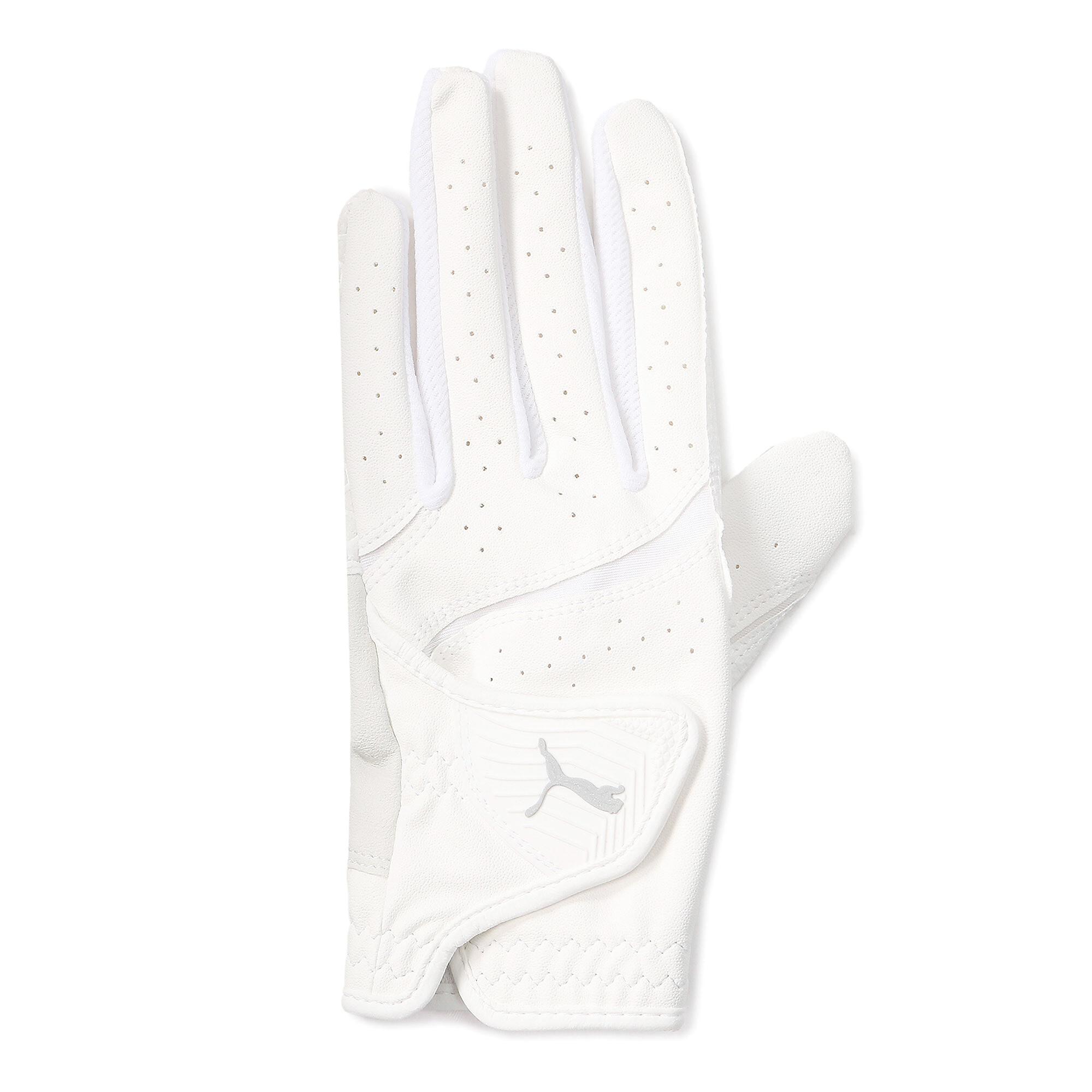 【プーマ公式通販】 プーマ ゴルフ ウィメンズ HEXA グリップグローブ 左手用 ウィメンズ BRIGHT WHITE-BRIGHT WHITE |PUMA.com