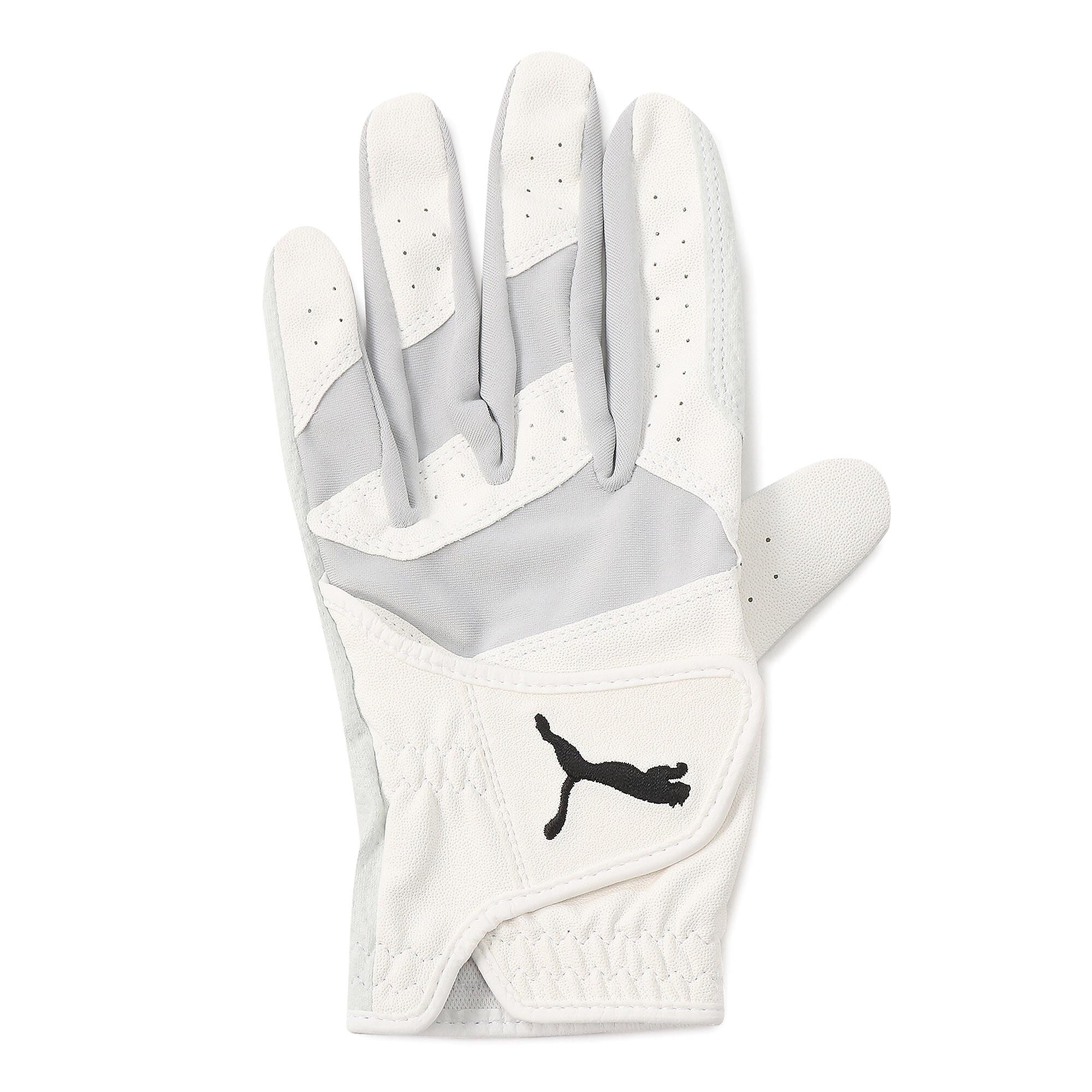 【プーマ公式通販】 プーマ ゴルフ フュージョン グリップ グローブ 左手用 メンズ Bright White-High Rise |PUMA.com