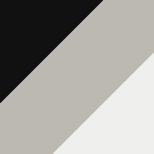 white-grey-black