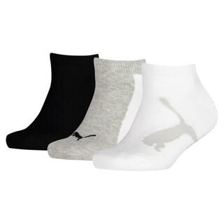 Image PUMA Kids' Lifestyle Trainer Socks 3 Pack