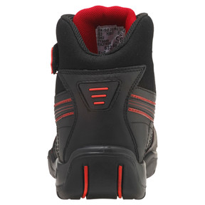 Thumbnail 3 of S3 HRO Moto Protect Safety Shoes, black-red, medium