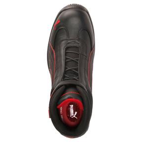 Imagen en miniatura 4 de Botas de seguridad S3 HRO Moto Protect, negro-rojo, mediana