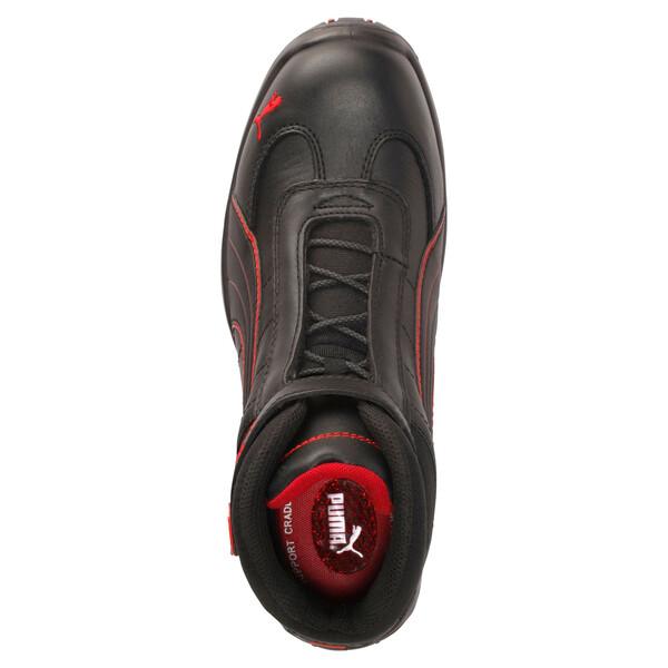 S3 HRO Moto Protect Sicherheitsschuhe, black-red, large