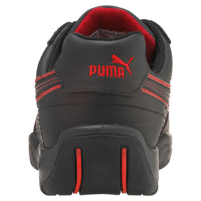 Thumbnail 4 of S3 HRO Moto Protect Safety Shoes, black-red, medium