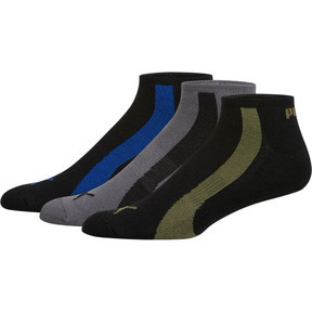 Men's No Show Bamboo Socks [3 Pack]
