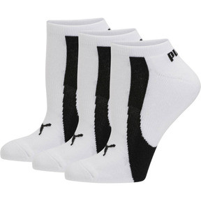 Thumbnail 1 of Women's No Show Socks [3 Pack], 01, medium
