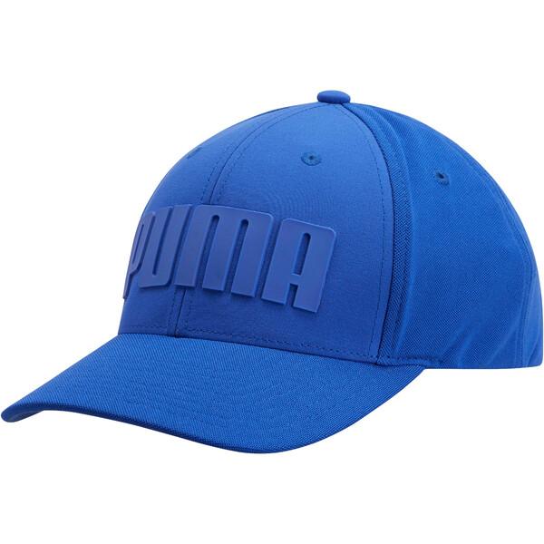 Mono Cubic Trucker Hat, 11, large