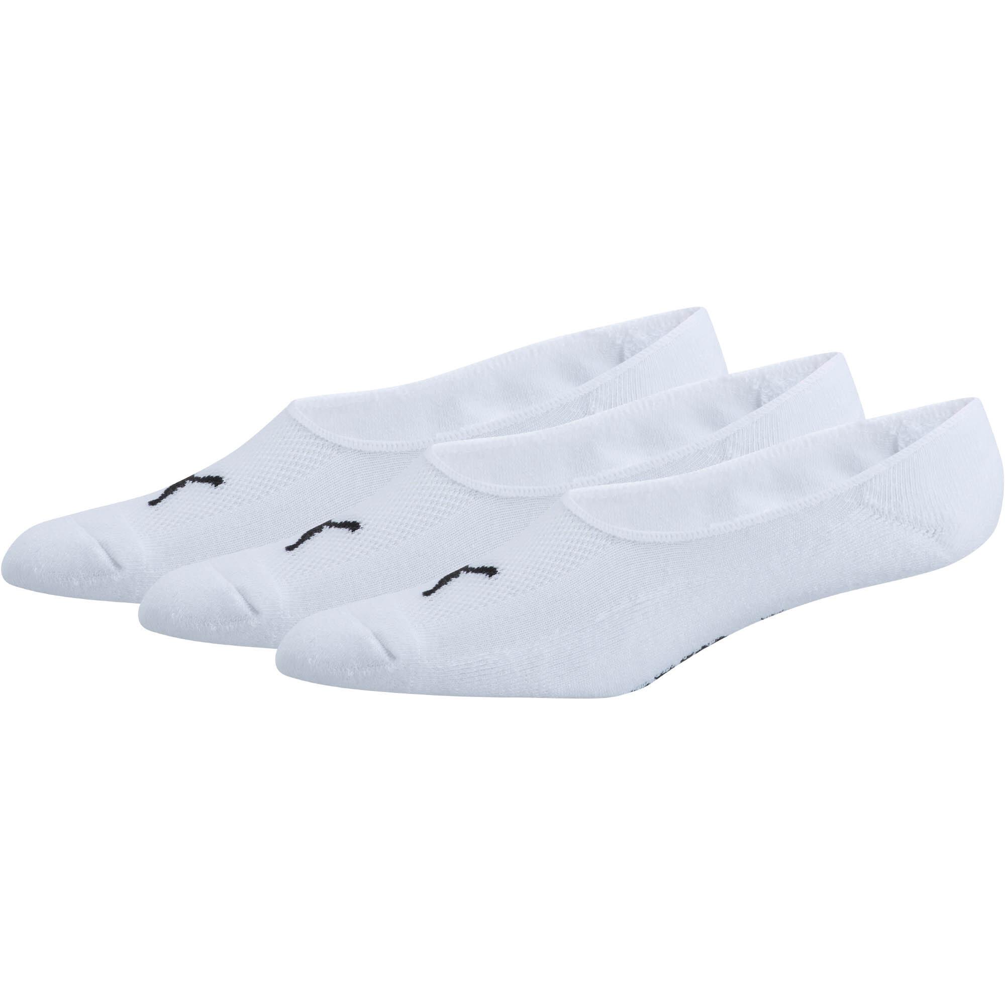 Puma Men's Liner Socks (3 Pack)