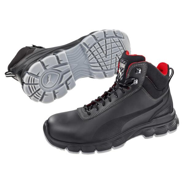 photos officielles b1001 424c5 Bottine de sécurité Pioneer Mid S3 SRC | PUMA Shoes | PUMA ...
