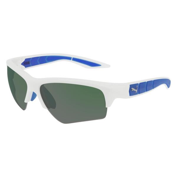 Wake Sports Sunglasses, WHITE-WHITE-GREEN, large
