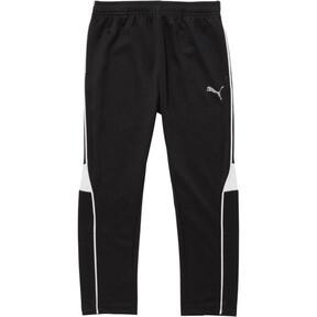 Thumbnail 1 of Little Kids' Soccer Pants, puma black, medium