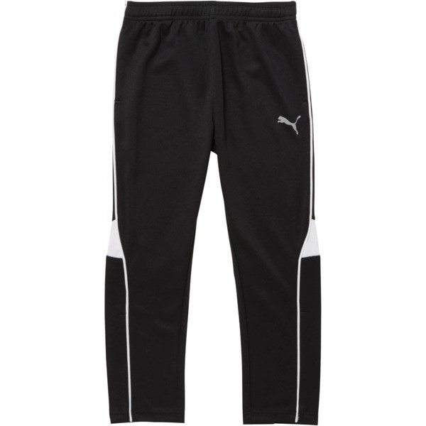 Little Kids' Soccer Pants, puma black, large