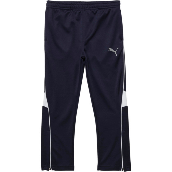 Little Kids' Soccer Pants, PEACOAT, large