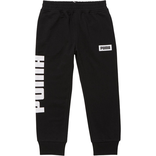 REBEL PANTS, puma black, large