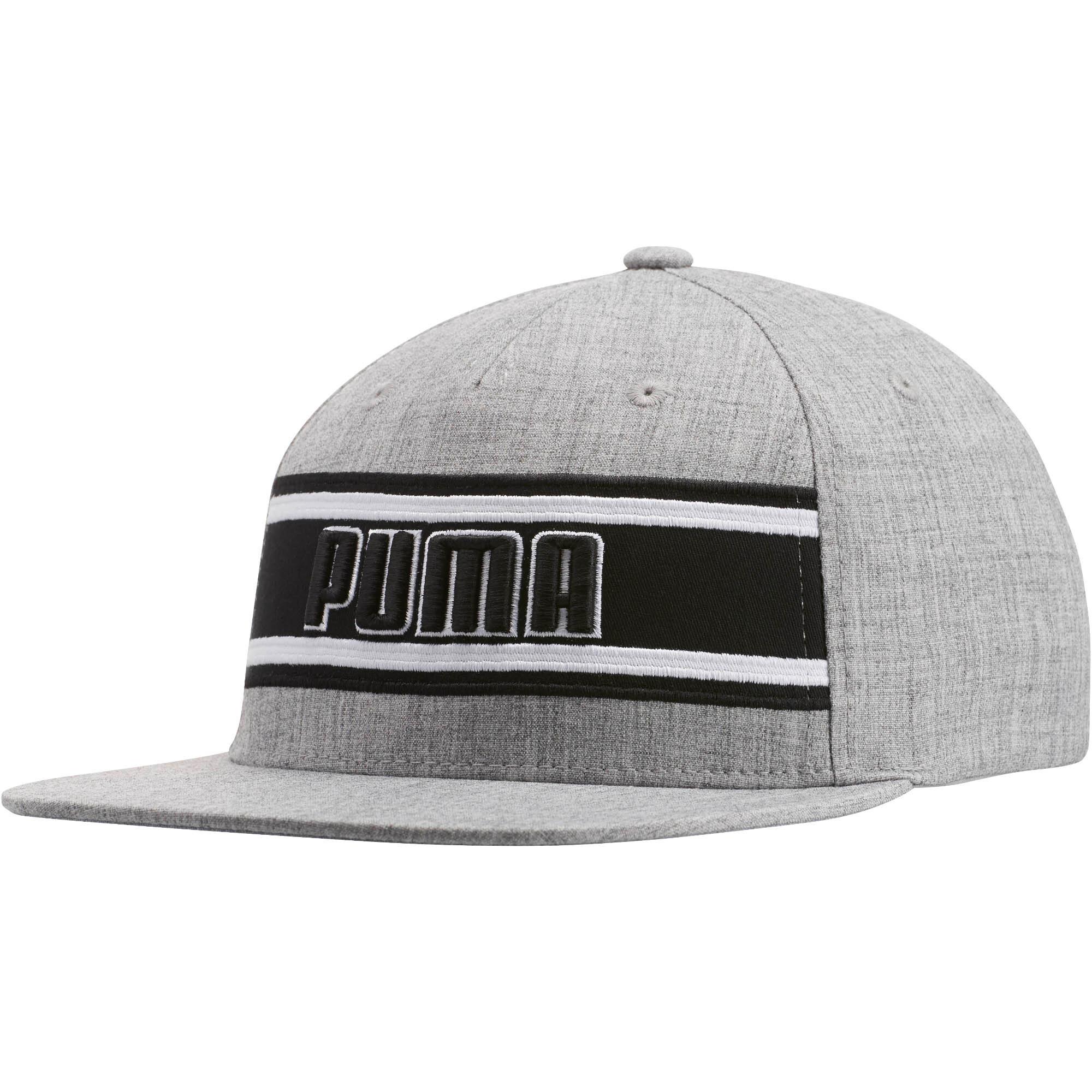 037f3e5d Details about PUMA STAGE DIVE FLATBILL FLEXFIT Hat Men Cap
