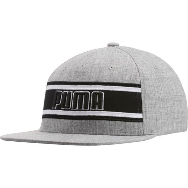 STAGE DIVE FLATBILL FLEXFIT Hat, 04, large