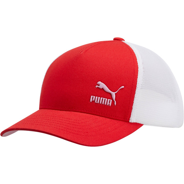 ULTIMATE SNAPBACK HAT, Bright Red, large