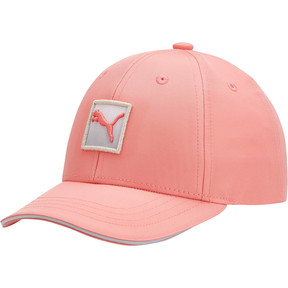 Thumbnail 1 of Ombre Youth Adjustable Hat, PINK/GREY, medium