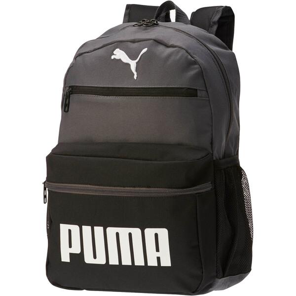 Meridan Backpack, Blk/Gry, large