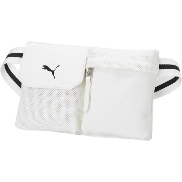 Cameron Hip Bag, WHITE, large