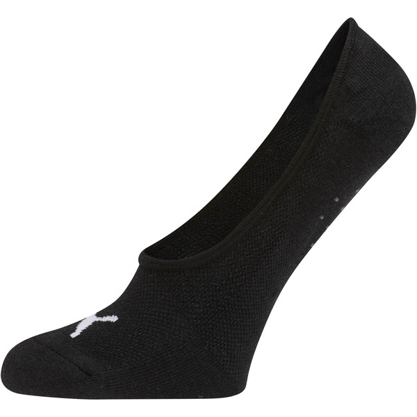Women's Select Terry Liner Socks [3 Pack], BLACK / WHITE, large
