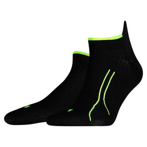 Thumbnail 1 of Chaussettes Running Cell pour basket, black, medium