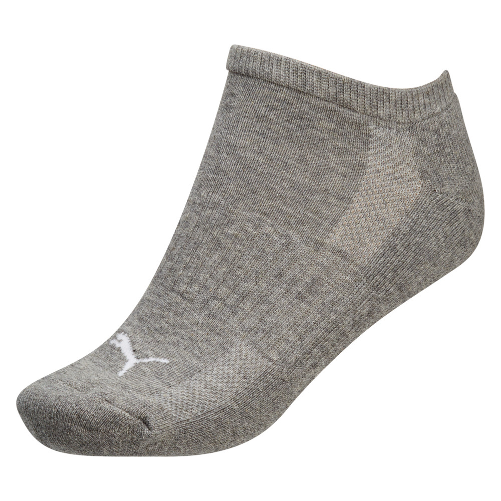 Image Puma Cushioned Trainer Socks 2 Pack #1