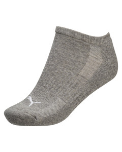 Image Puma Cushioned Trainer Socks 2 Pack