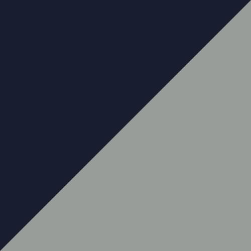 blue / grey melange