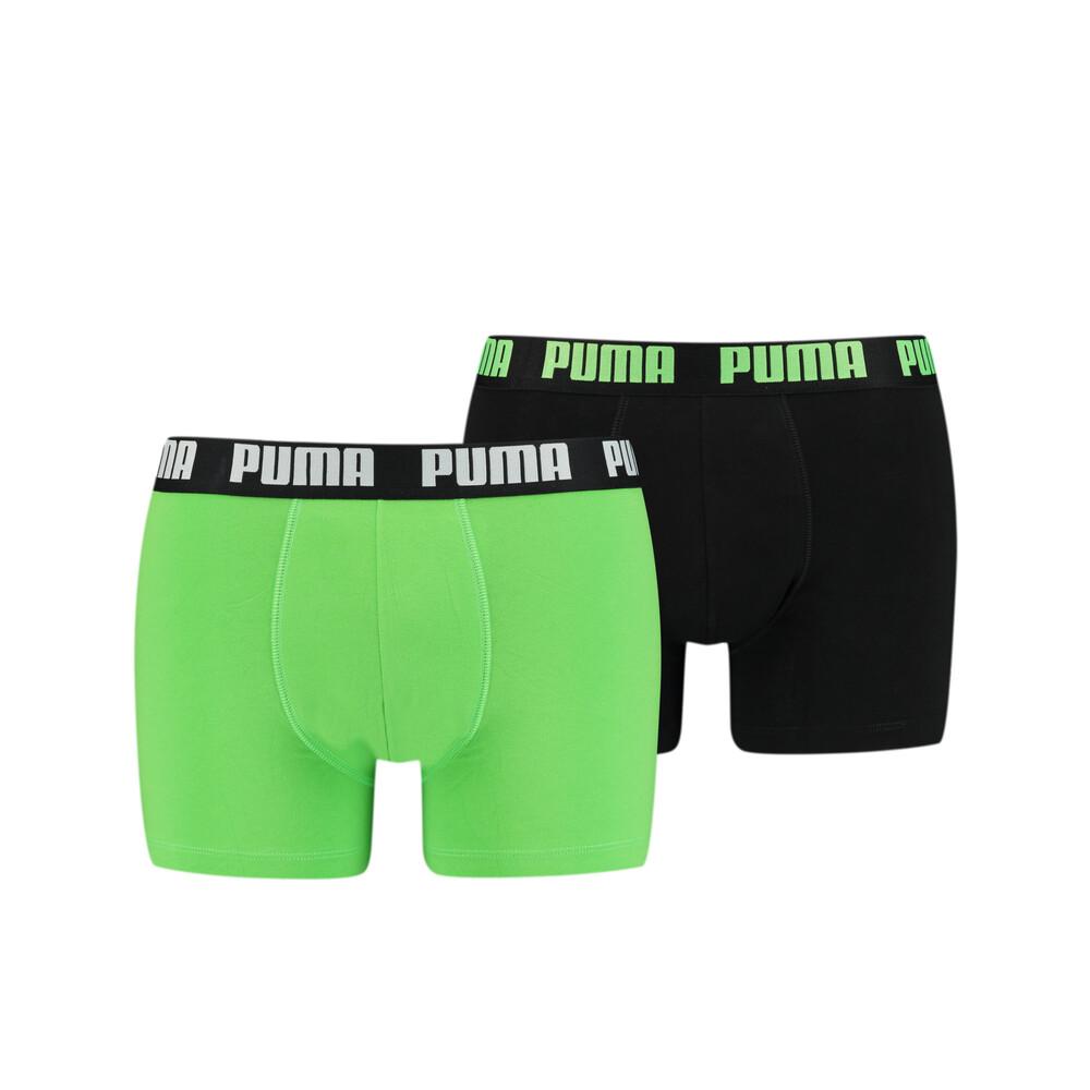 Image PUMA Men's Basic Boxer Shorts 2 Pack #1
