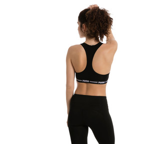 Thumbnail 3 of Damen Iconic Racerback BH, black, medium