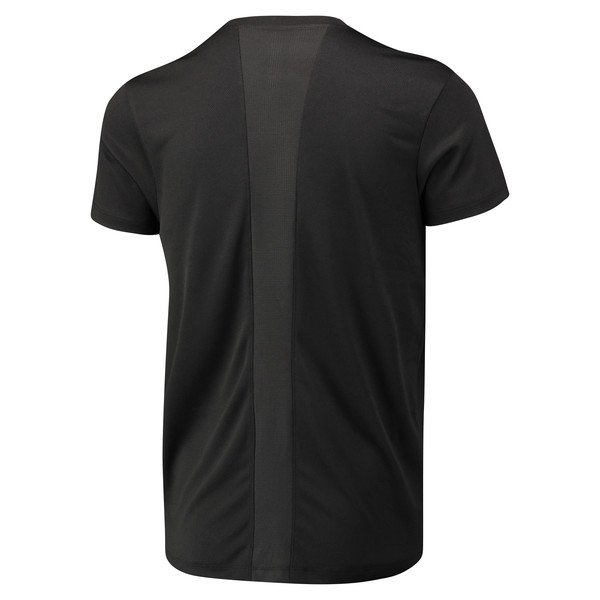 Active Herren Cree T-Shirt, black, large