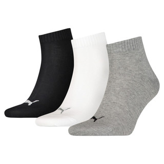 Görüntü Puma Düz Quarter Çorap (3'lü Paket)