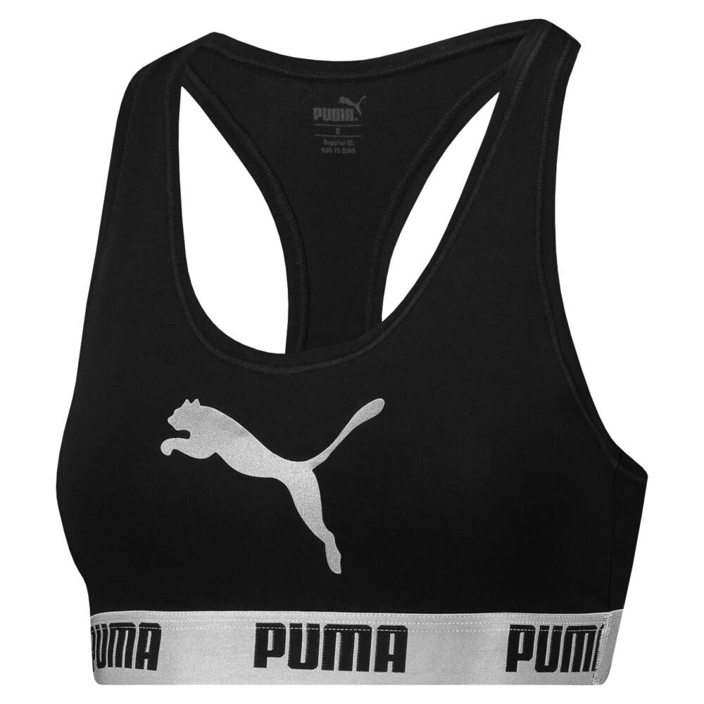 Görüntü Puma PUMA Racerback Kadın Spor Sütyeni #1