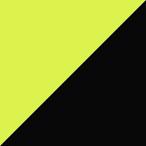 black / grey / yellow