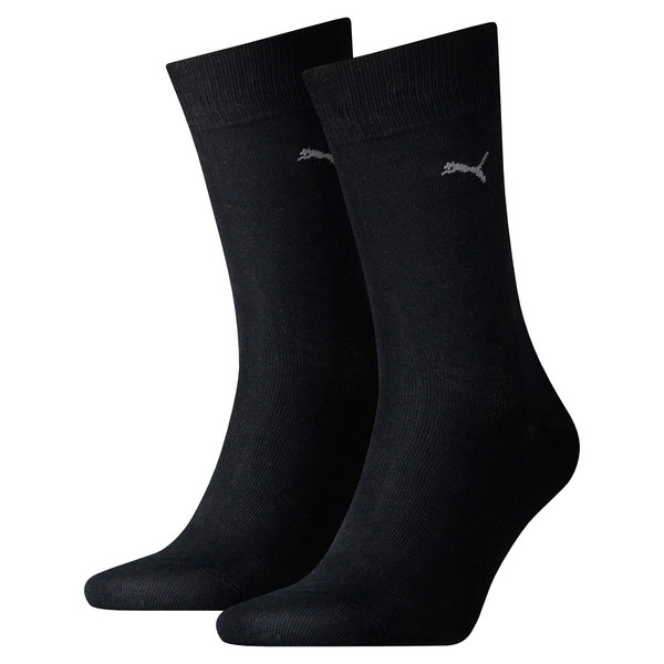 Classic Socks 2 Pack, black, large