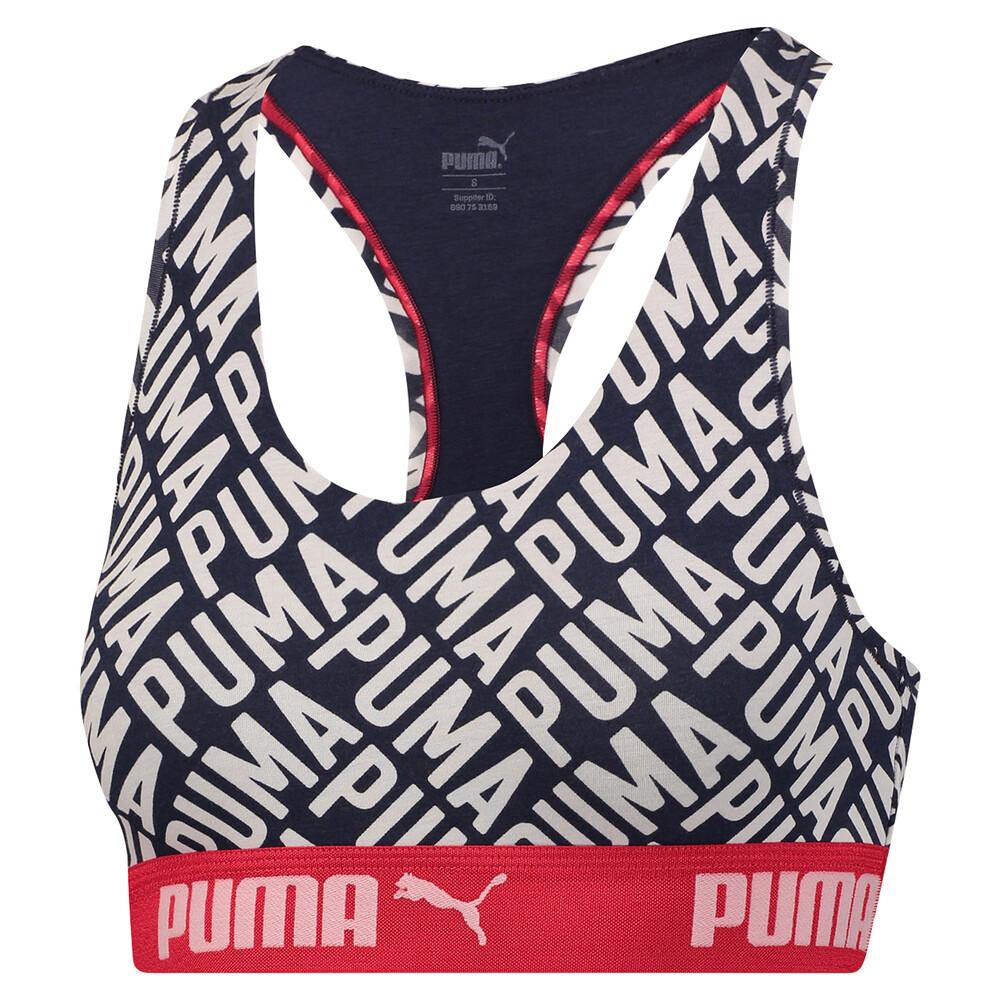Бра PUMA Logo Collage Print Rac 907235_03