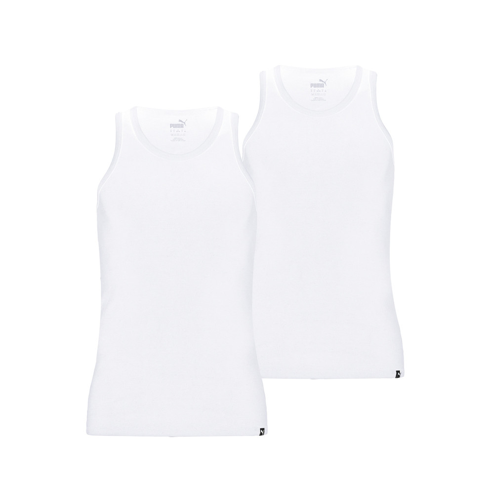 Изображение Puma Майка PUMA Basic Men's Tank Top (2 Pack) #1