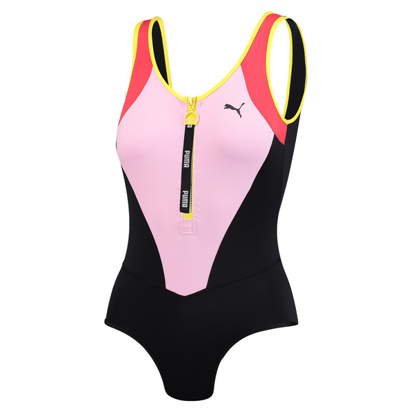 Radical Women's Bodysuit, pink combo, large