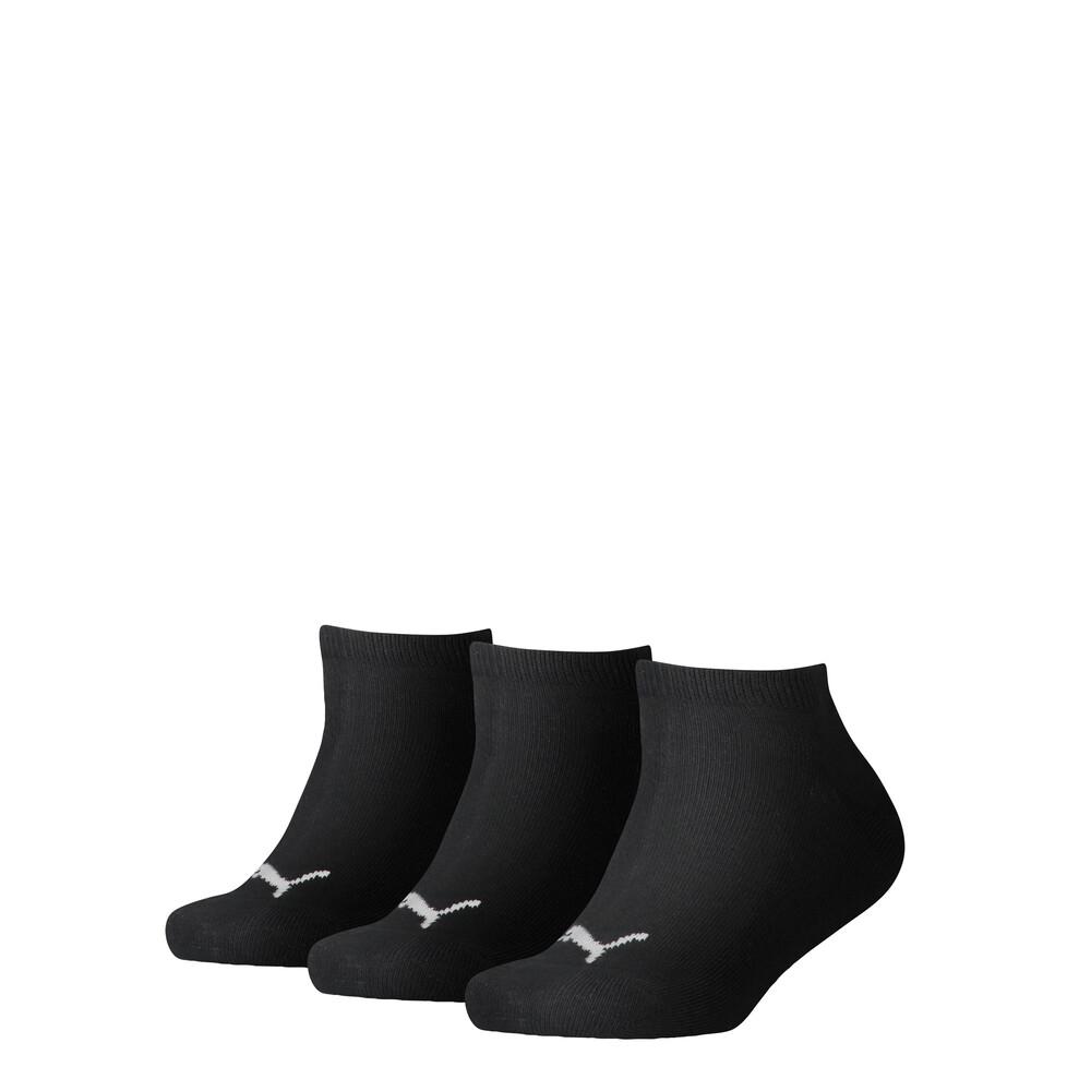 Image PUMA Kids' Invisible Socks 3 pack #1